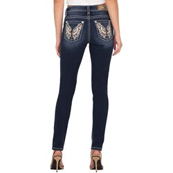 Miss Me - Womens Mid-Rise Hailey Skinny Jeans