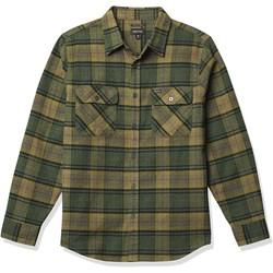 Brixton - Mens Bowery Long Sleeve Flannel Shirt