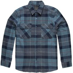 Brixton - Mens Bowery Long Sleeve Flannel Shirt