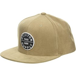 Brixton - Mens Oath Iii Snapback Hat