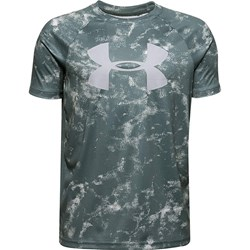 Under Armour - Boys Tech Big Logo Printed T-Shirt
