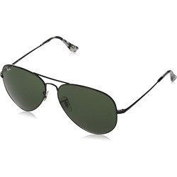 Ray-Ban 0Rb3689 Aviator Metal Ii Pilot Sunglasses