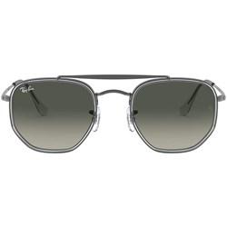 Ray-Ban 0Rb3648M The Marshal Ii Irregular Sunglasses