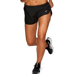 Asics - Womens Silver Split Woven Shorts/Boardshorts