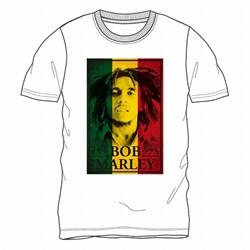 Bob Marley - Mens Kaya Trio T-Shirt