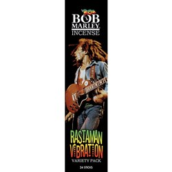 Bob Marley - Unisex Rastaman Incense