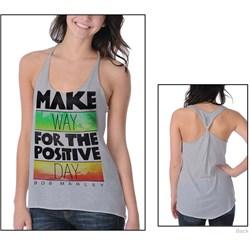 Bob Marley - Womens Make Way Positive Day Tank Top