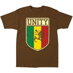 Bob Marley - Mens Zion Unity T-Shirt