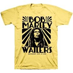 Bob Marley - Mens Vintage Concert T-Shirt