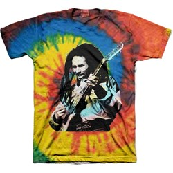 Bob Marley - Mens Live T-Shirt