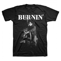 Bob Marley - Mens Burnin T-Shirt