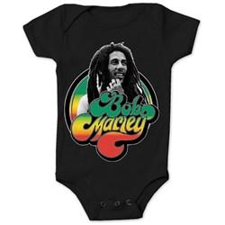 Bob Marley - Infants Groovy Seal Creeper Onesie