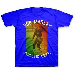 Bob Marley - Little Kids Athletic Dept T-Shirt