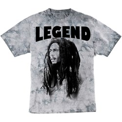 Bob Marley - Mens Legend Tie Dye T-Shirt