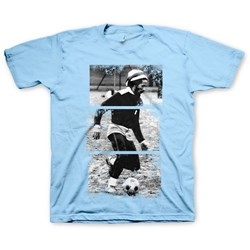 Bob Marley - Little Kids Soccer T-Shirt