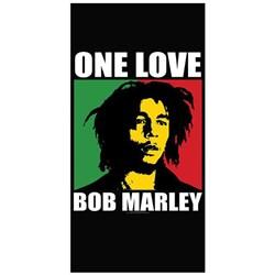 Bob Marley - Unisex One Love Beach Towel