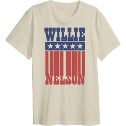 Willie Nelson - Mens Americana T-Shirt