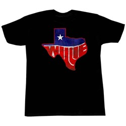 Willie Nelson - Mens Texas T-Shirt