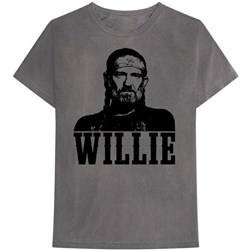 Willie Nelson - Mens One Color T-Shirt