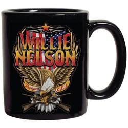 Willie Nelson - Unisex Willie Eagle Mug