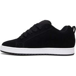 DC- Young Mens Court Graffik Lowtop Shoes