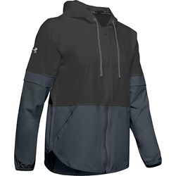 Under Armour - Womens Squad Woven Warmup Top