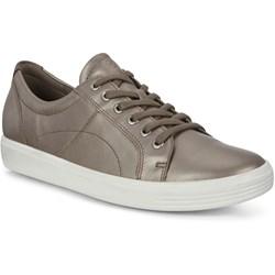 Ecco - Womens Soft Classic Sneaker Shoes