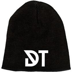 """Dark Tranquillity - Unisex Embroidered Dt Logo 9"""" Beanie"""