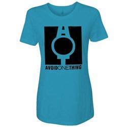 Avoid One Thing - Womens Aot Logo T-Shirt