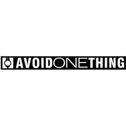 Avoid One Thing - Unisex Aot Logo Sticker