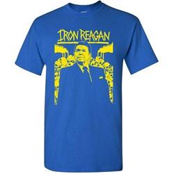 Iron Reagan - Mens Ronnie Backdrop T-Shirt