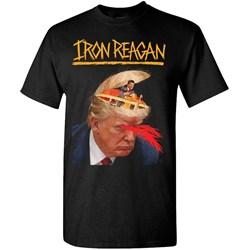 Iron Reagan - Mens Trumpy Presidential Seal T-Shirt