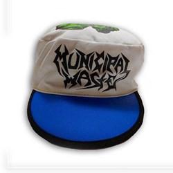 Municipal Waste - Unisex Logo Monster Painters Cap