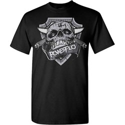 Powerflo - Mens Crest-180 Proof T-Shirt