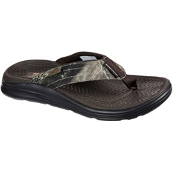 Skechers - Mens Relaxed Fit: Sargo - Everport Sandals