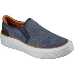 Skechers - Mens Viewport - Romell Slip On Shoes