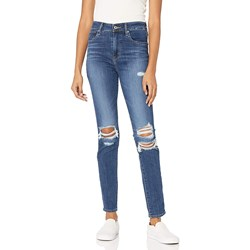 Levis - Womens 721 High Rise Skinny Jeans