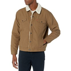 Levis - Mens Type 3 Sherpa Trucker Jacket