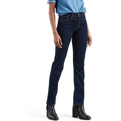 Levis - Womens 724 High Rise Straight Jeans