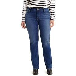 Levis - Womens Pl Classic Straight Jeans