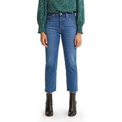 Levis - Womens 501 Crop Jeans