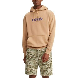 Levis - Mens T3 Relaxd Graphic Hoodiesweater