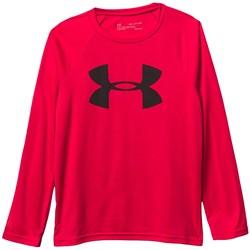 Under Armour - Boys Tech Big Logo Long-Sleeve T-Shirt