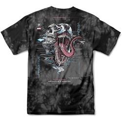 Primitive - Mens Venom Washed T-Shirt