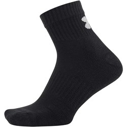 Under Armour - Unisex UA Training Cotton Quarter 6-Pack Socks