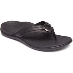 Vionic - Womens Tide Aloe Leather  Toepost Sandal