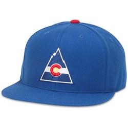 American Needle - Mens Co Rockies Archive 400 Snapback Hat