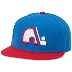 American Needle - Mens Que Nordiques Nhl Archive 400 Snapback Hat