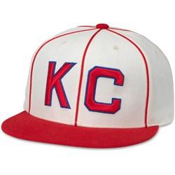 American Needle - Mens Kc Monarchs Nl Archive 400 Series Snapback Hat