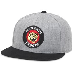 American Needle - Mens Hanshin Tigers Npn Archive 400 Series Snapback Hat
